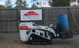 mini skid steer 1