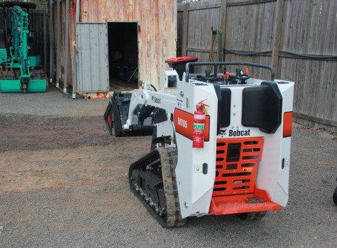 mini skid steer 6