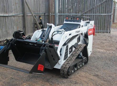mini skid steer 7