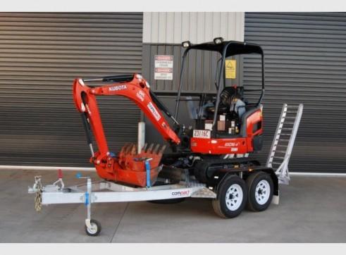 Mini Tipper | Mini Skid Steer | Mini Excavator COMBO Package  2