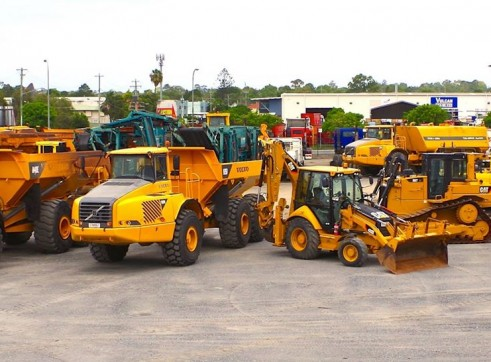 Mining and Construction Earthmoving Equipment 1