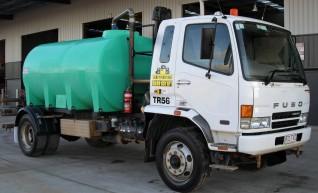 Mitsubishi 6,800Lt 4x2 Water Truck 1