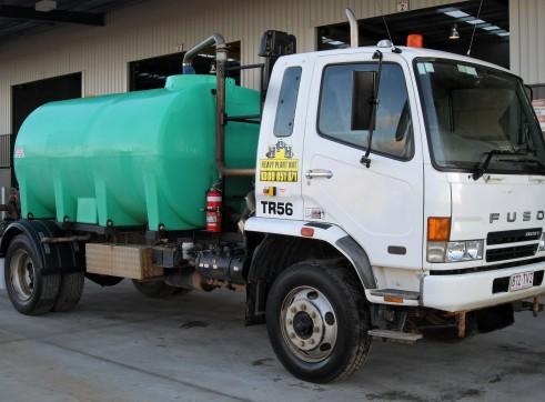 Mitsubishi 6,800Lt 4x2 Water Truck