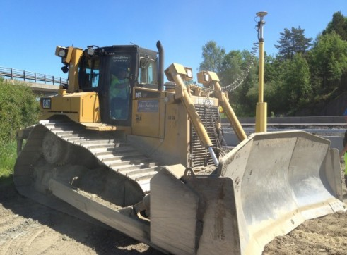 MOBA 3D-MATIC Bulldozer GPS Systems 1