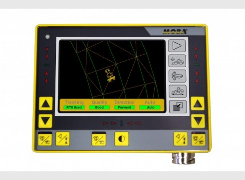 MOBA 3D-MATIC Grader GPS Systems 2