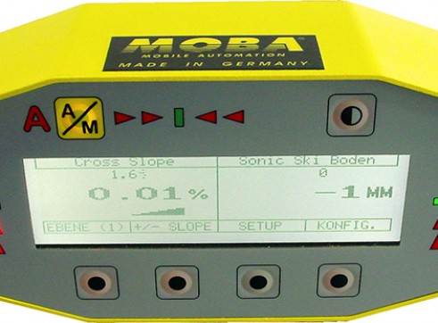 MOBA 3D-MATIC Grader GPS Systems 3