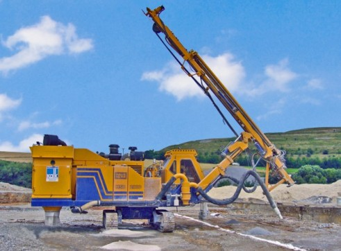 MOBA MDS-2000 Drilling Systems 1
