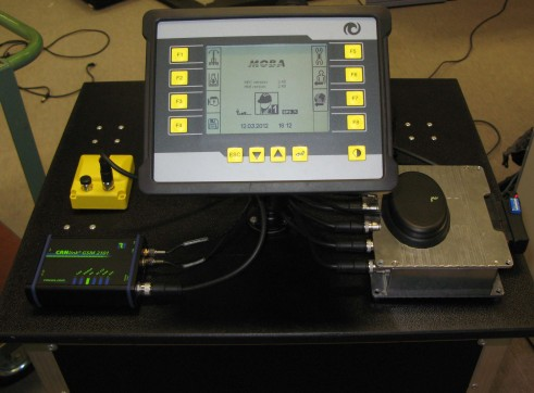 MOBA MDS-2000 Drilling Systems 2