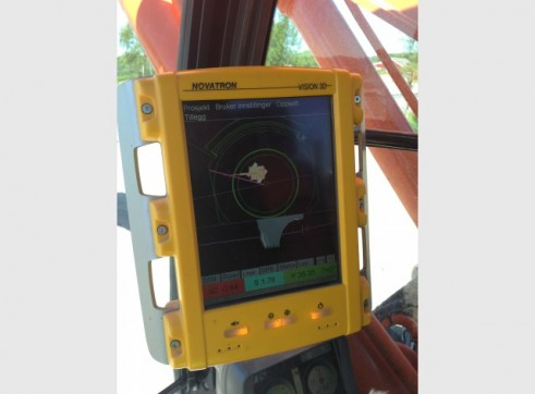 MOBA X-Site-PRO 3DGPS Excavator Systems 2