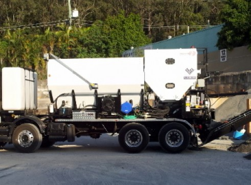Mobile Concrete Batching Plants 1