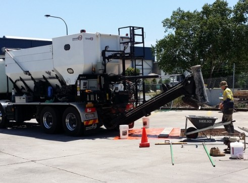 Mobile Concrete Batching Plants 4