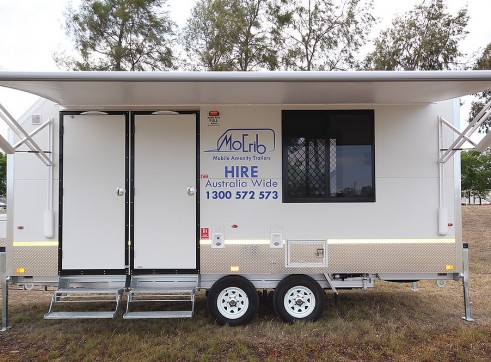 Mobile Crib / Amenity Van 4