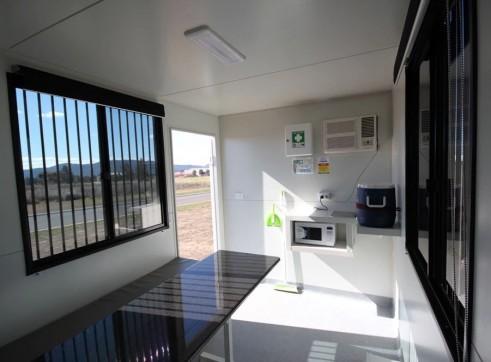 Mobile Crib / Amenity Van 6