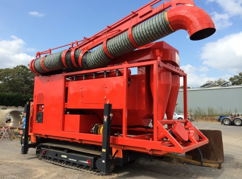 Mobile Dust Suppression/Collector 1