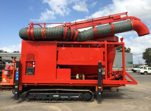 Mobile Dust Suppression/Collector 2