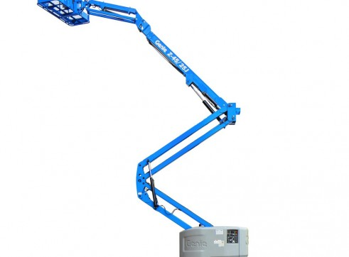 Mobile Knuckle Boom - 13.9m (45ft) Diesel Genie 2