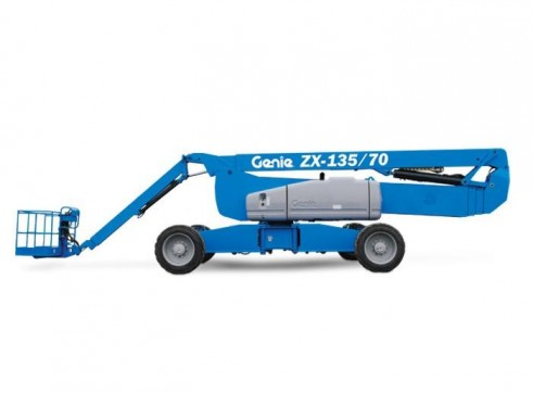 Mobile Knuckle Boom - 41m (135ft) Diesel Genie 3
