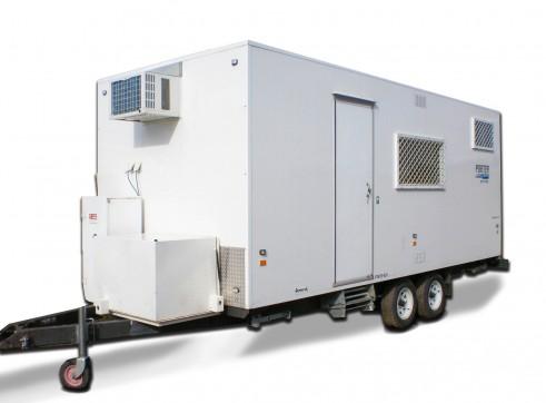 Mobile Site Hut 1