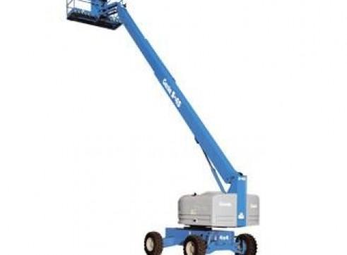 Mobile Straight Boom - 14m (45ft) Diesel Genie 1