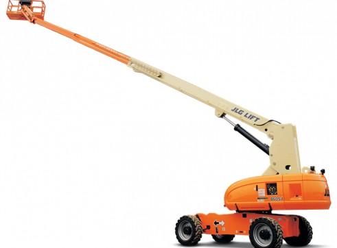 Mobile Straight Boom - 26m (85ft) Diesel Jlg 2