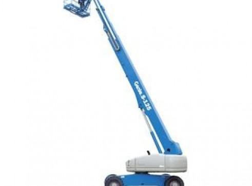 Mobile Straight Boom - 38m (125ft) Diesel Genie 2
