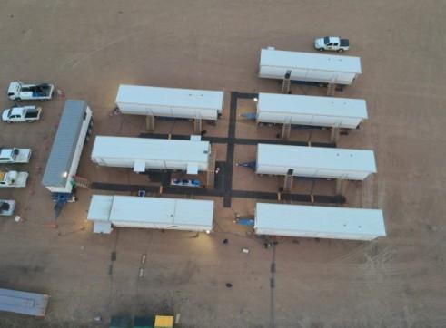 Generator & Laundry Units - Mobile Trailerised 6