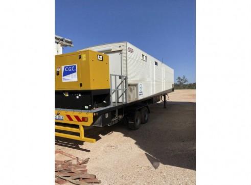 Generator & Laundry Units - Mobile Trailerised 3