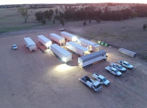 Sleeper Accommodation Units - Mobile Trailerised 5
