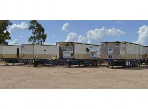 Sleeper Accommodation Units - Mobile Trailerised 1