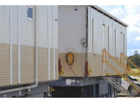 Sleeper Accommodation Units - Mobile Trailerised 2