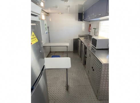 Kitchen & Dining Units - Mobile Trailerised  4