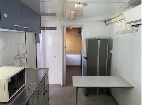 Kitchen & Dining Units - Mobile Trailerised  1