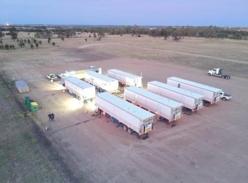 Mobile Trailerised Camps 1