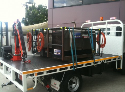 Mobile Welding Rig 1