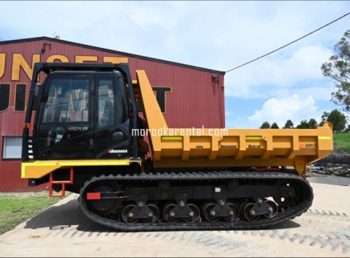 Morooka MST3000VD Tracked Dumper 15T 2