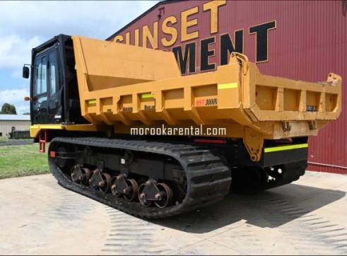 Morooka MST3000VD Tracked Dumper 15T 3