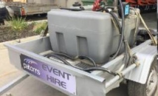 Mule Fuel Mini Tanker  1