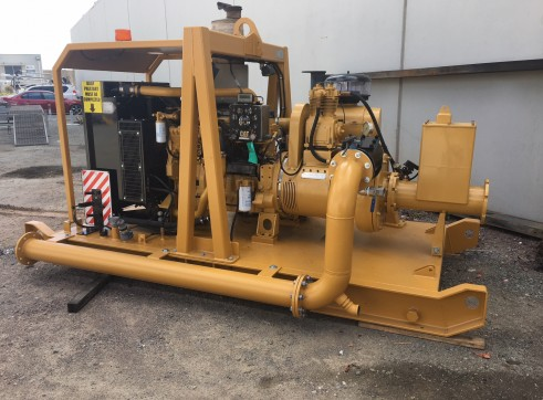 Multiflow CF43H Skid Pump - full mine spec 1