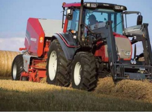 N101 & N111e Valtra N Series Tractor 2