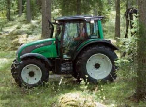 N121A & N141A Valtra N Series Tractor 1