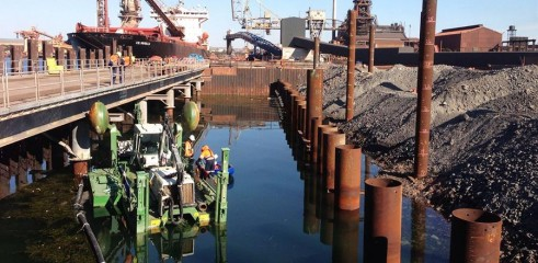 Navigational Dredging - Marinas, Canals, Harbours 1