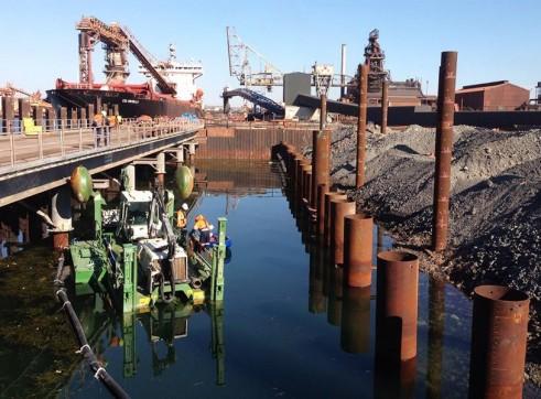 Navigational Dredging - Marinas, Canals, Harbours