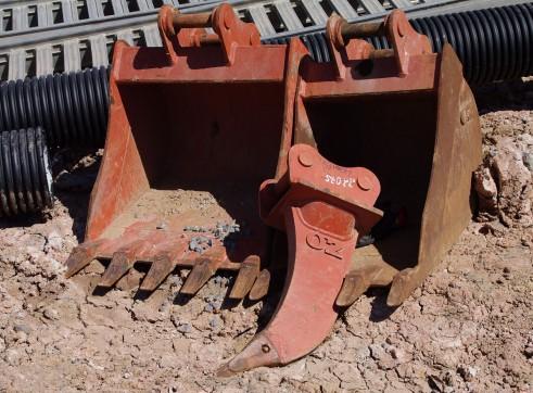 NEW 4T Kubota Excavator 2