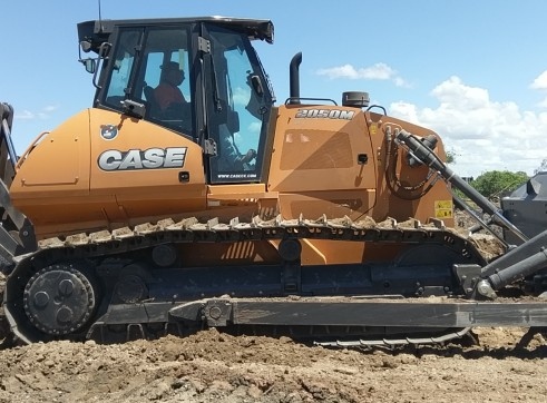 NEW Case 2050M XLT Dozer - D6 Size - 235HP 6