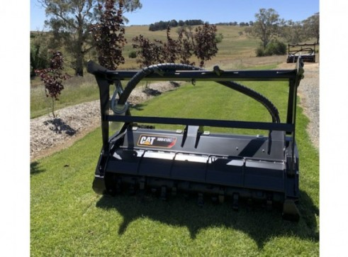 NEW - FAE / CAT HM418C Forestry Mulching Attachment 3