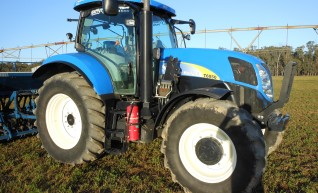 New Holland T6050 1