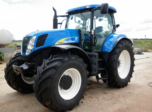 New Holland T7050 2