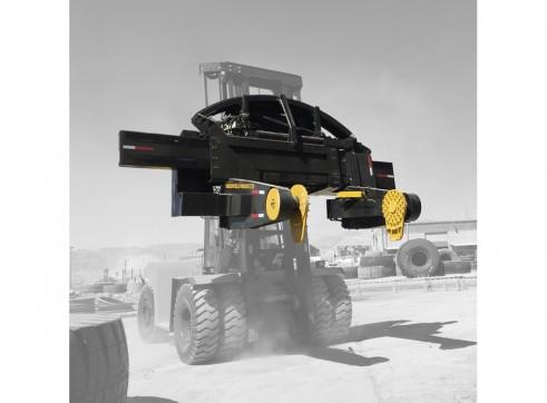 NEW TH35XR Drop Arm Tyre Manipulator 1