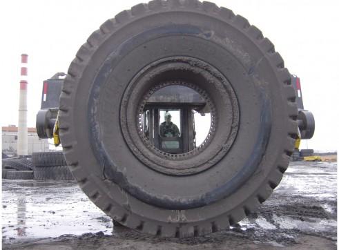 NEW TH35XR Drop Arm Tyre Manipulator 3