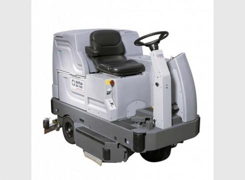Nilfisk BR1100 – Ride On Scrubber (Battery) 3
